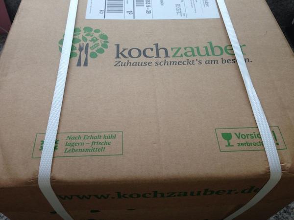 Kochzauber-Box