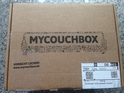 MyCouchbox-August-2014